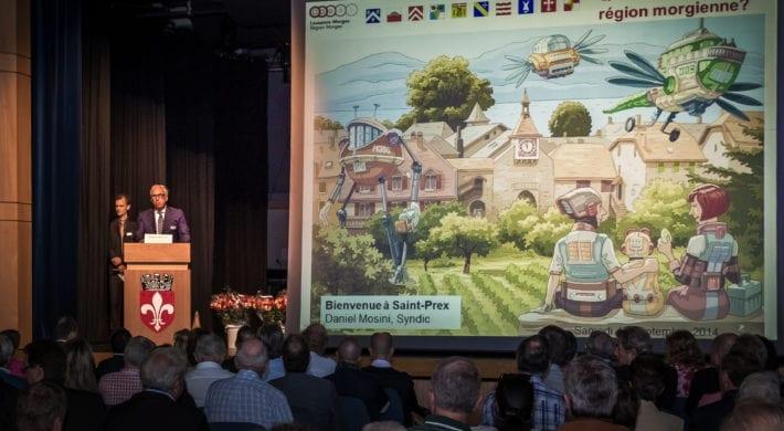 Conférence régionale 2014