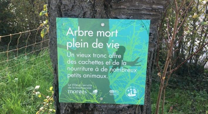 Pancartes biodiversité – Concours photos