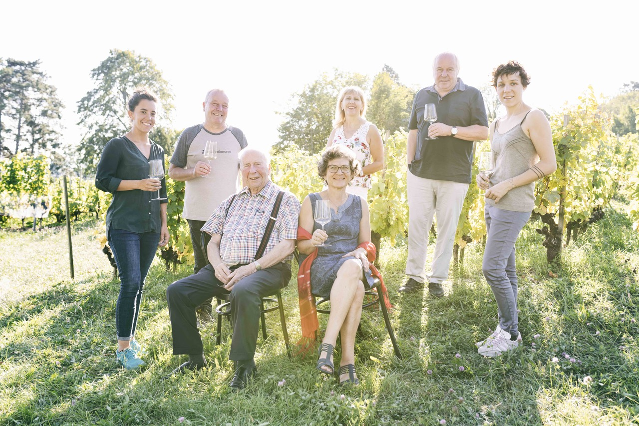 Famille Cruchon