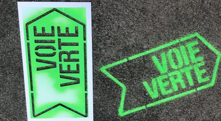 Remise des prix – Concours de slogans Voie verte