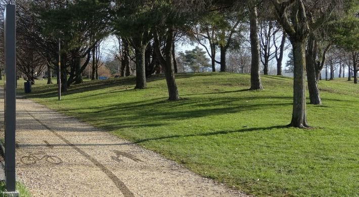 Les voies vertes, un réseau cyclable et piéton
