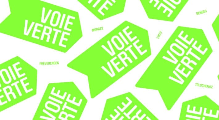 Voie verte – concours de slogans